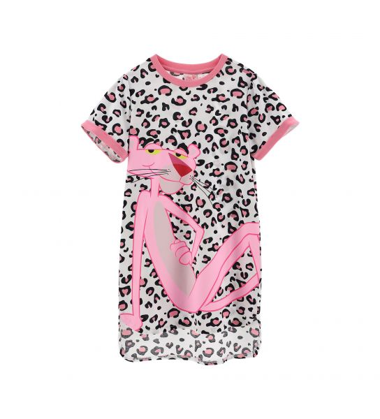 NIGHT SHIRT PINK PANTHER