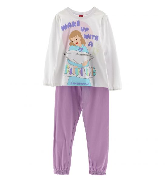 CINDERELLA DISNEY LONG SLEEVE PAJAMAS