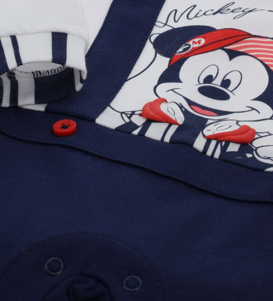 LONG SLEEVE DISNEY MICKEY JUMPSUIT