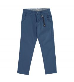 PANTS IN MICRO FANTASY STRETCH COTTON