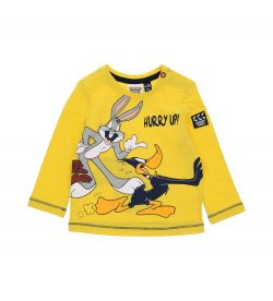 LOONEY TUNES LONG SLEEVE T-SHIRT
