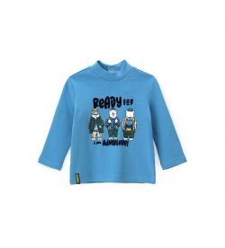 T-SHIRT IN COTONE CON STAMPE