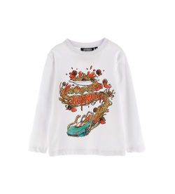 T-SHIRT HOT WHEELS IN COTONE