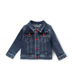 SUPER COMFORT STRETCH DENIM COTTON JACKET