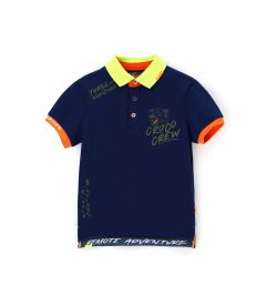 SHORT SLEEVE PIQUET POLO SHIRT WITH RIB FINISHES