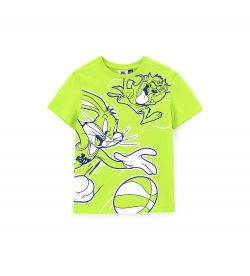 T-SHIRT MANICA CORTA STAMPE LOONEY TUNES