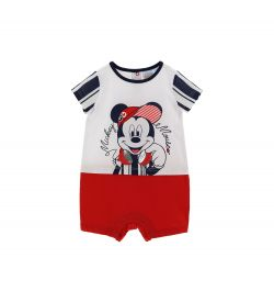 DISNEY MICKEY SHORT SLEEVE SUIT